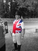 Stuart Newton as George Bull