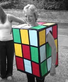 Rubik's Cube Georgina