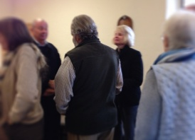 Community Centre Viewing 17th Nov 2013