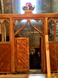 New doors to the Bell Tower