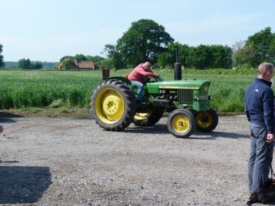 Tractor Run 2014