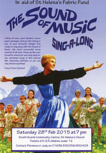The Sound of Music Sing a Long