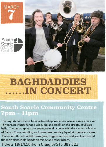Baghdaddies in Concert