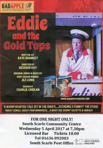 Eddie and the Gold Tops