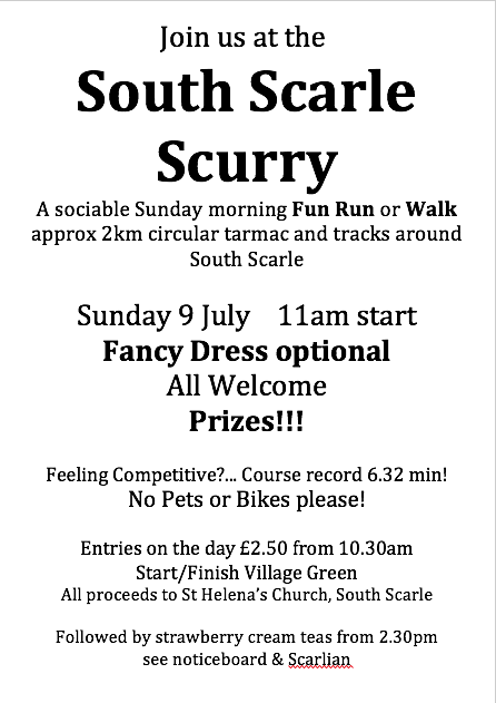South Scarle Scurry